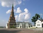 В Казанском кремле