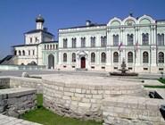 Здание в Казанском кремле