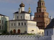 Церковь в Казанском кремле