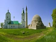 Храм в Болгаре