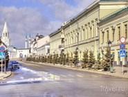 На улице в Казани