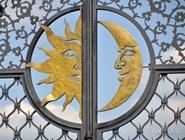 Ворота в Казанском кремле