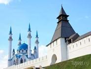 Башня Казанского кремля