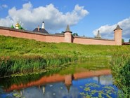Стены Спасо-Евфимиева монастыря