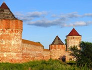 Евфимиев монастырь строился как крепость