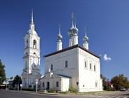 Изящная Смоленская церковь