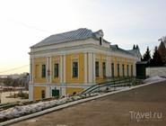 Архимандридский корпус Иоанно-Предтеченского монастыря