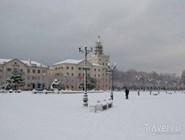 Новороссийск зимой