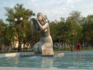 "Монумент ""Дарующая воду"""
