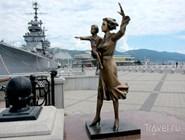 Памятник женам моряков