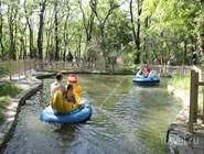 Пруд в парке культуры и отдыха