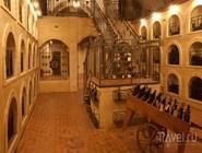 В винодельческом хозяйстве в Абрау-Дюрсо