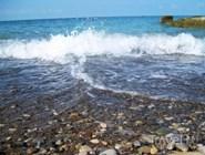 Пляж в Туапсе