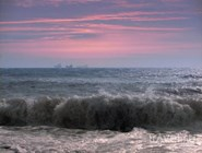 Море в Туапсе