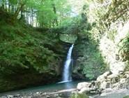 Ивановский водопад
