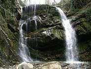 Под Мацестинскими водопадами