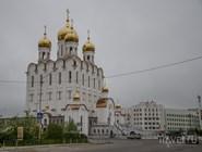 Свято-Троицкий кафедральный собор в Магадане