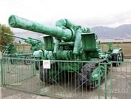 """Орудие, установленное рядом с мемориалом """"Малая Земля"""""""