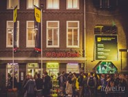 Очередь на вход на мероприятие Amsterdam Dance Event