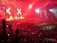 Последний вечер фестиваля на стадион Amsterdam ArenA