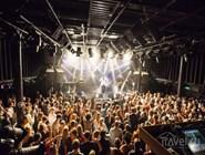 Выступление в ночном клубе Melkweg в Амстердаме