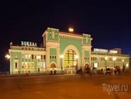 Главный вокзал Новосибирска