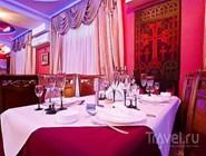 Ресторан в гостинице RS-Royal