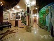 Холл в гостинице RS-Royal