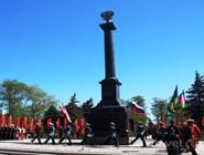 Стела воинской славы в Анапе