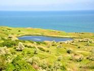 На азовском побережье много лиманов