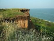 Азовские степные пейзажи очень красивы