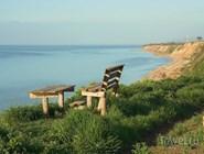 Вид на Таганрогский залив