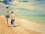Азовское море - идеальное место для отдыха с детьми