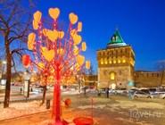 Праздники и фестивали в Нижнем Новгороде