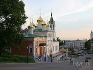 Парки Нижнего Новгорода