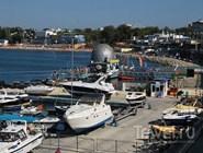 Яхт-клуб в Анапе