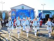 Новогодние праздники в Анапе