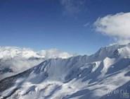 Горы в окрестностях Сочи