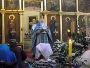 Служба в Свято-Никольском кафедральном соборе