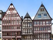 Фасады домов в Рёмерберге