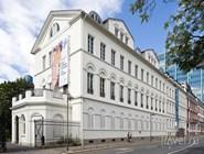 Еврейский музей, бывший дворец Ротшильдов