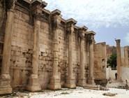 Агора. Библиотека Адриана