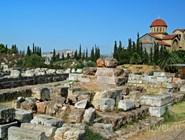 Древнее кладбище Керамеикос
