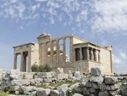 Портик с кариатидами, Акрополь