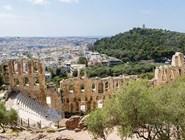 Южный склон Акрополя
