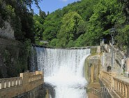 Водопад на реке Псырцха