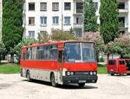 Рейсовый автобус в Гагре