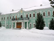 Сергиев Посад зимой