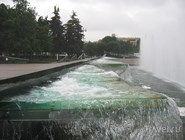 Фонтаны Московской площади