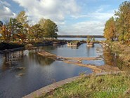 Шлюз Староладожского канала